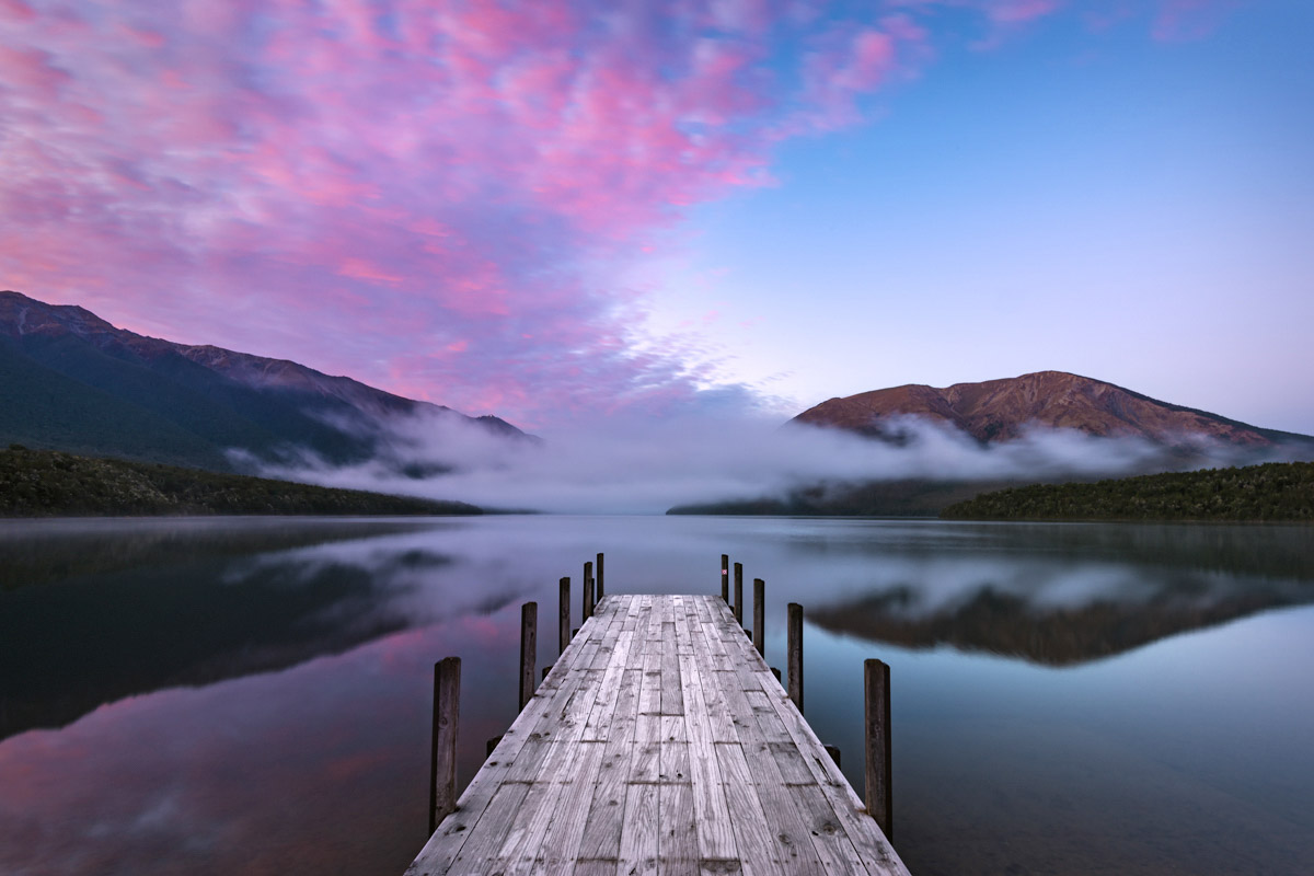 Lake Rotoiti Daniel Murray Photography New Zealand